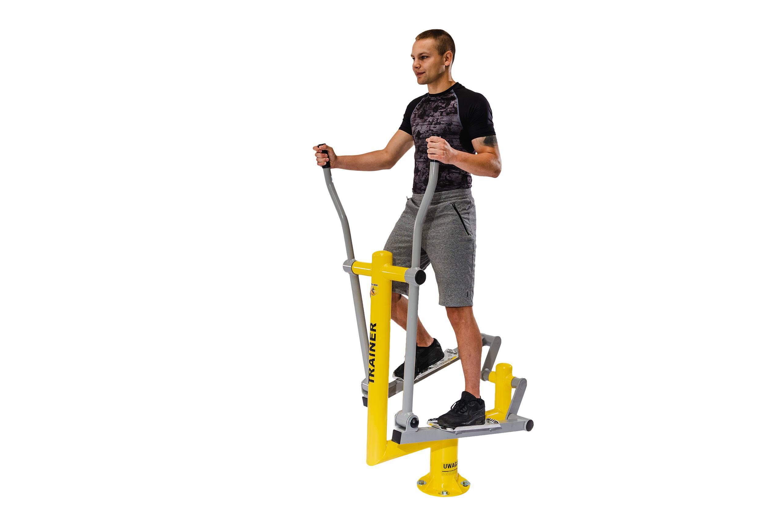 Outdoor Fitnessgeräte Ganzkörpertrainer