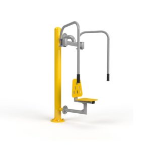 Butterfly + Pole Outdoor Fitness Equipment