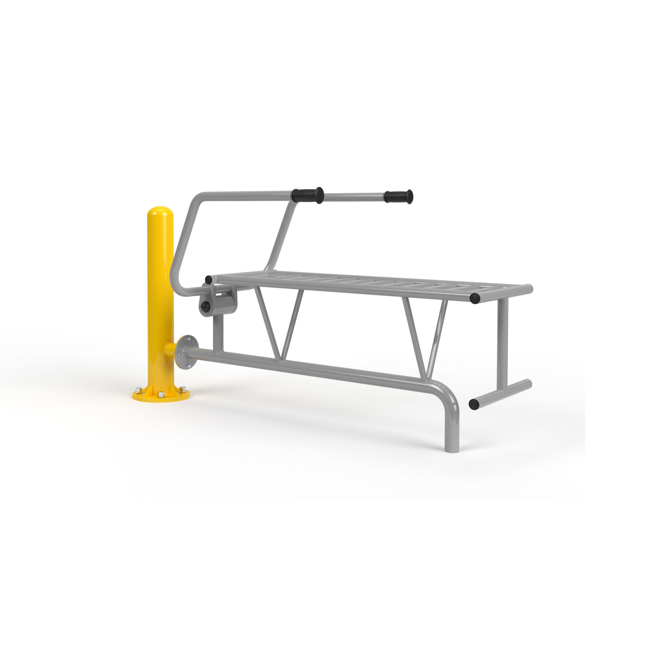 Pull Bench Outdoor Fitness Equipment