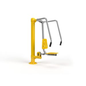 Outdoor Fitness Equipment - Push Chair - product visualization