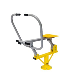 Rower Outdoor Fitness Equipment
