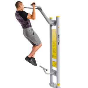 Outdoor Fitness Pull-Up Bracket