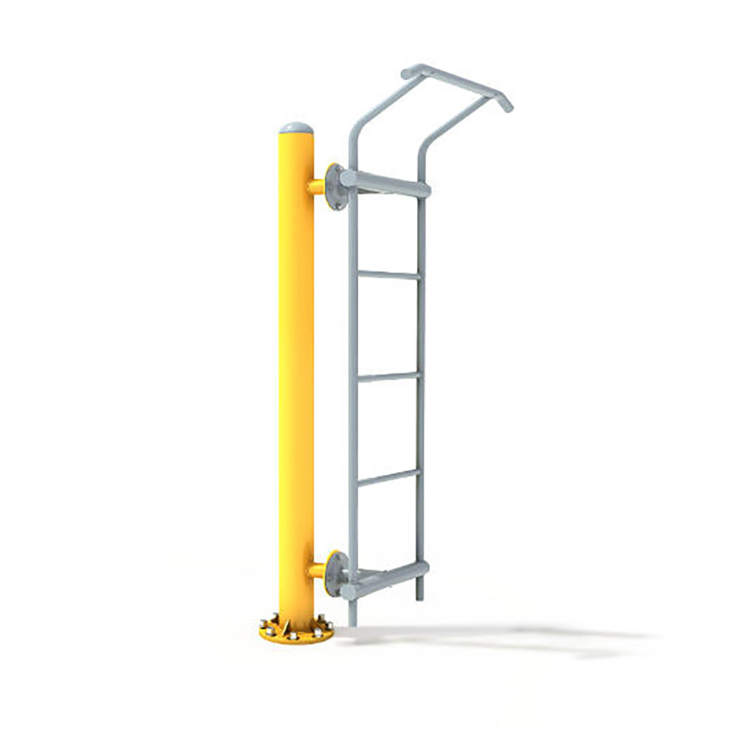 Ladder Outdoor Fitness Equipment D29+SLW2 ZONE