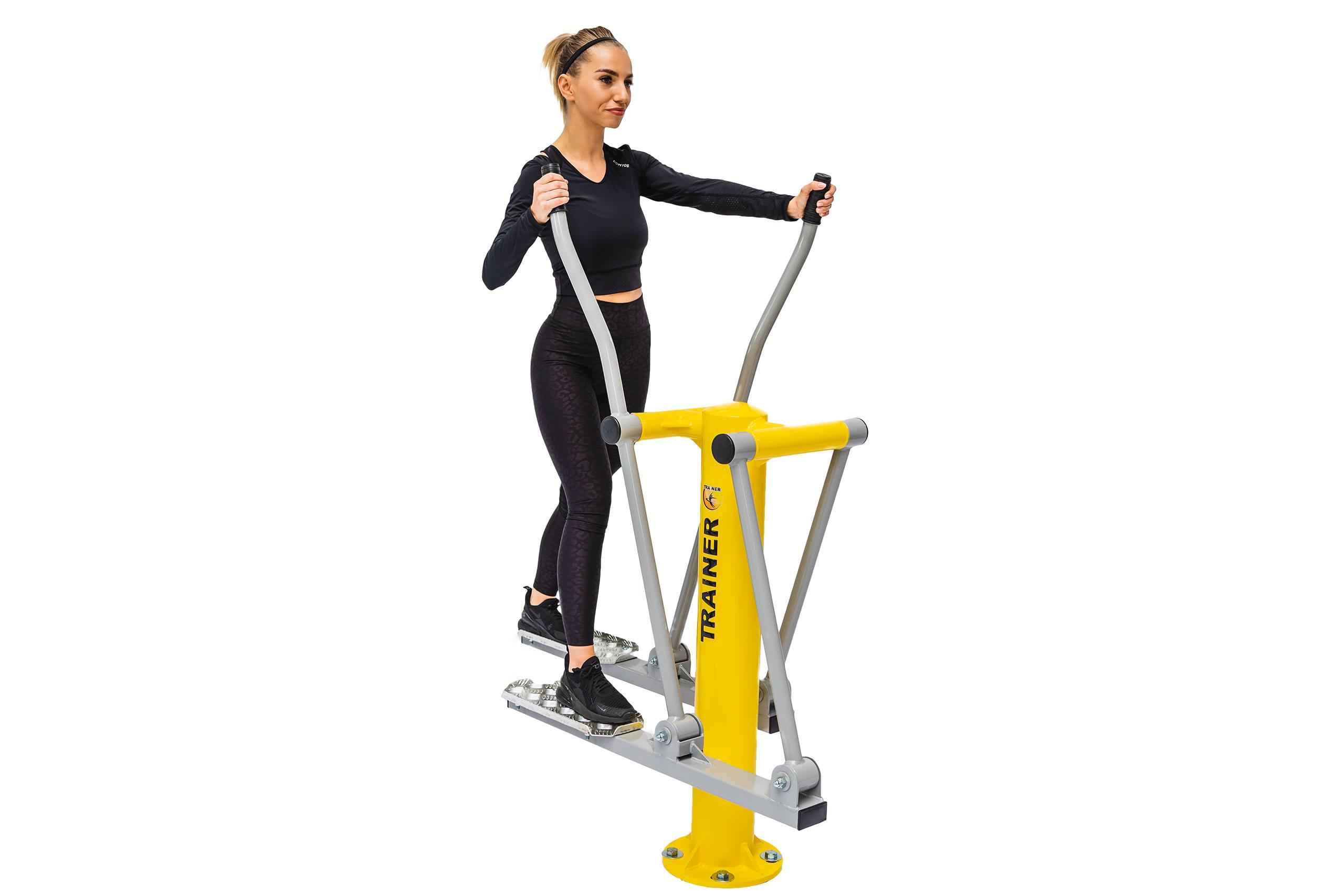 Single Ski Walking Outdoor Fitness Equipment
