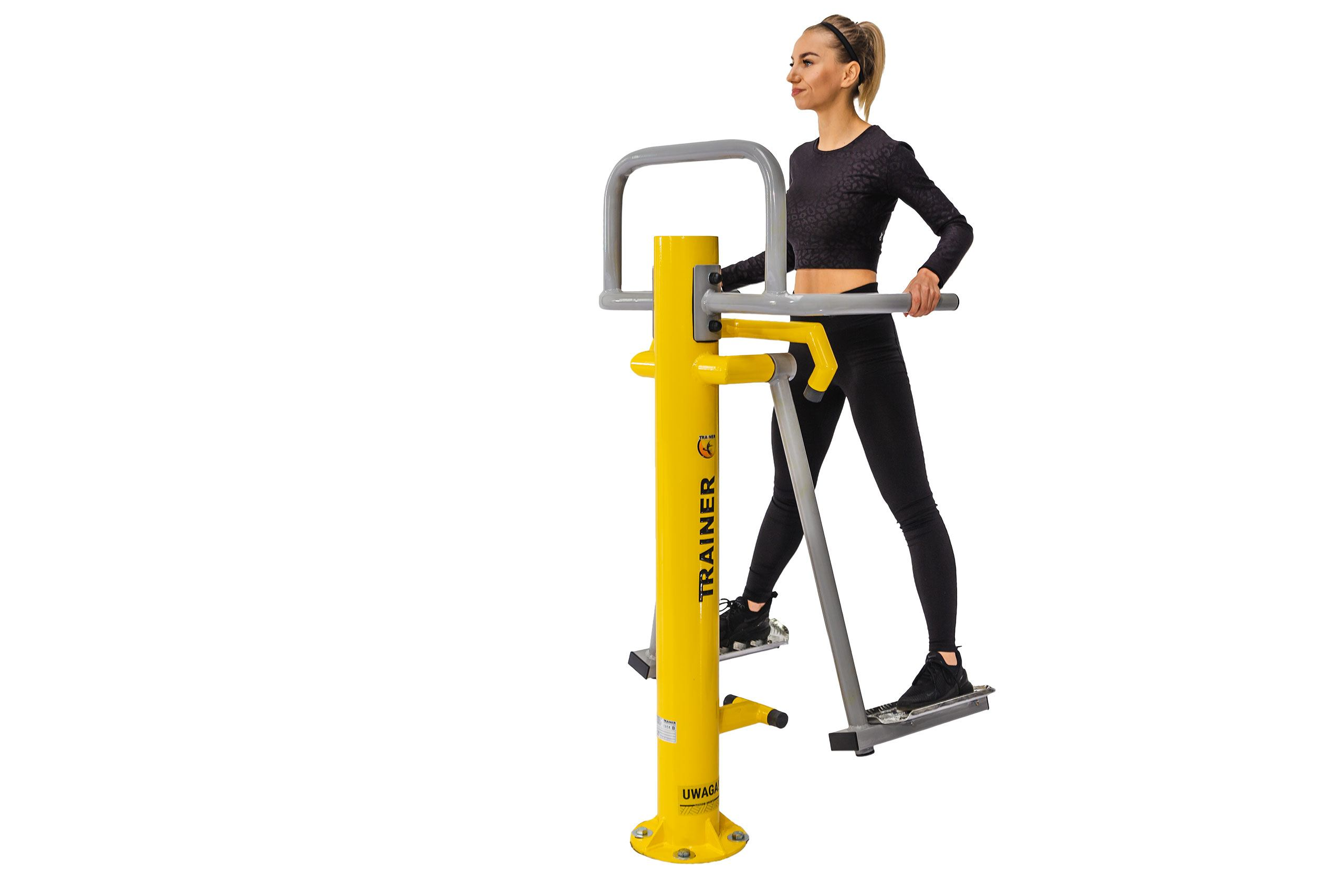 Adductor & Abductor Outdoor Gym Equipment